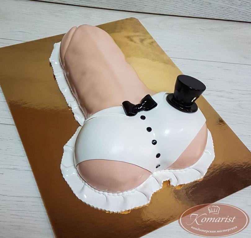 Торт формы пениса